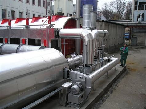 Thermal Oxidation Units - Photogallery   ENETEX TECHNOLOGY