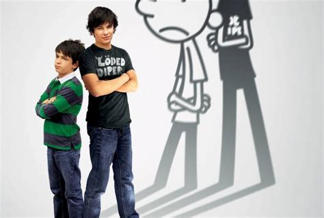 Lord Popcorn: Movie Synopsis - Diary of a Wimpy Kid