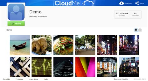 CloudMe News - A new sharing experience