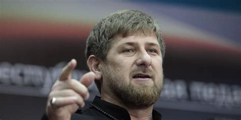 Chechnya's Leader Kadyrov Urges Men To Lock Up Their Wives