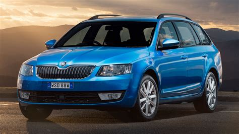 2013 Skoda Octavia Wagon (AU) - Wallpapers and HD Images