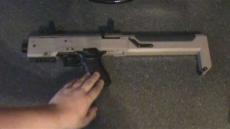 AABB Glock Carbine Kit Review - YouTube