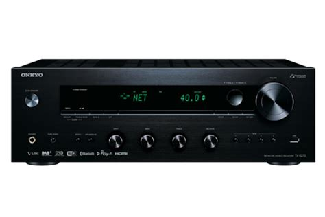 Amplifier with AirPlay - Streaming amplifier with AirPlay
