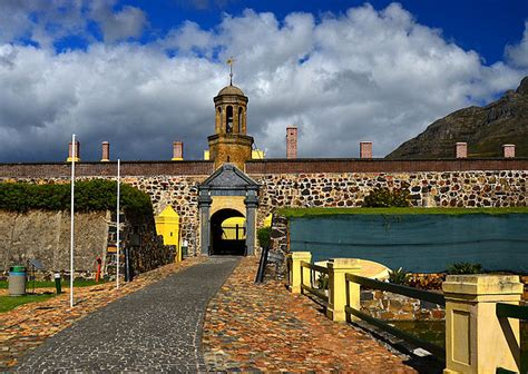 File:The Castle of Good Hope, Cape Town