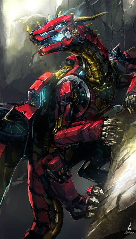 Mark 8 commission by Travis-Anderson on DeviantArt | Robot