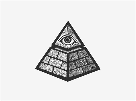 The All Seeing Eye by John Dasta on Dribbble