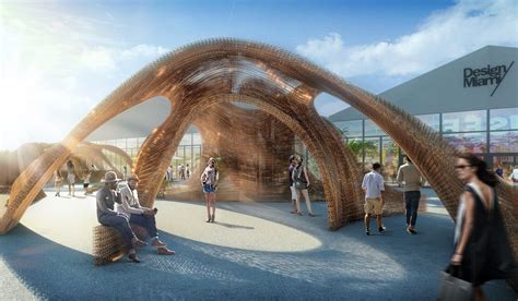 World's Largest 3-D–Printed Object to Debut in Miami