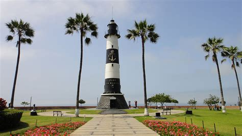 List of lighthouses in Peru - Wikipedia