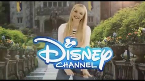 Dove Cameron #2 - You're Watching Disney Channel! ident