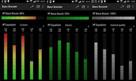The best 10 bands equalizer app for Android to improve the