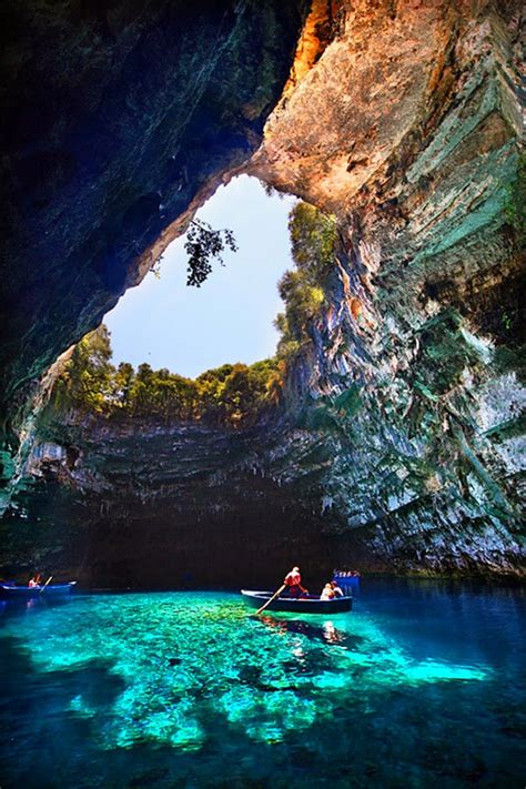 Greece's Most Insane Caves That You Can Explore