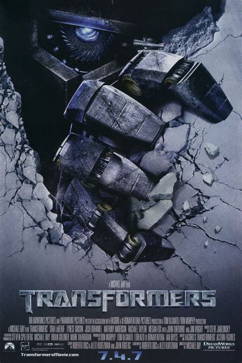 Poster Friday: New Transformers + Two American Gangster
