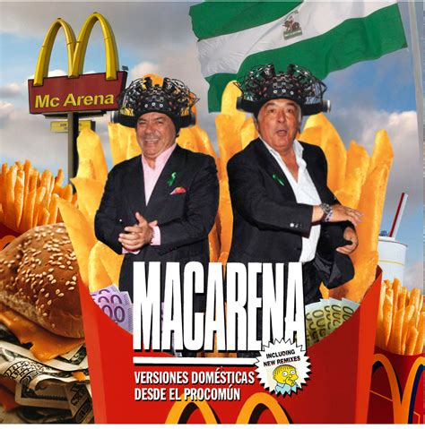 """Finally! A Tribute Album Devoted to the """"Macarena"""" - Cover Me"""