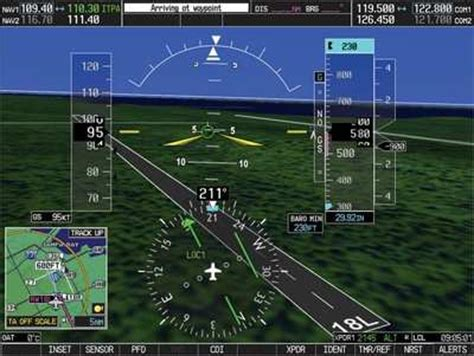 Garmin 1000 Synthetic Vision certified - PPRuNe Forums