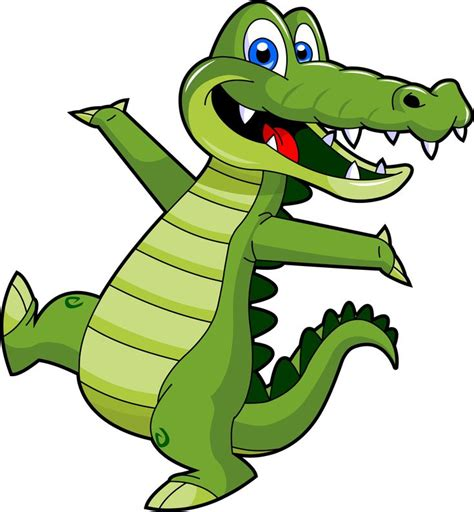 Cute baby alligator clipart free clipart images 2