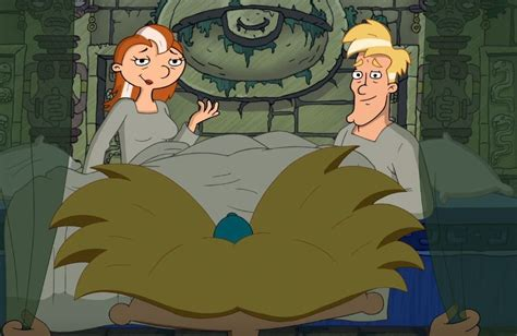 NickALive!: What Happened To Arnold's Parents? 'Hey Arnold