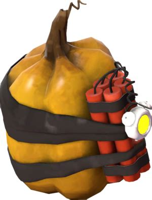 Pumpkin bomb - Official TF2 Wiki | Official Team Fortress Wiki