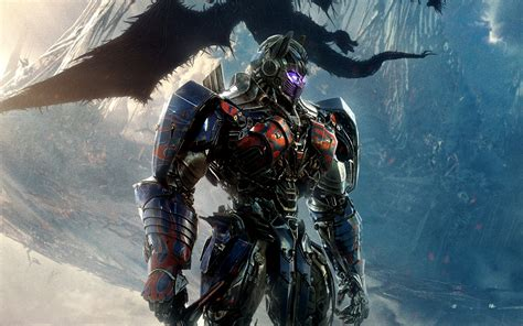 Optimus Prime Transformers The Last Knight HD Wallpapers