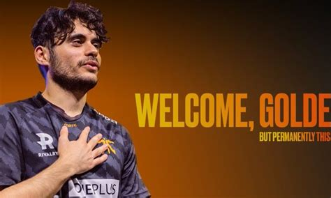 fnatic make it official with Golden   VPEsports