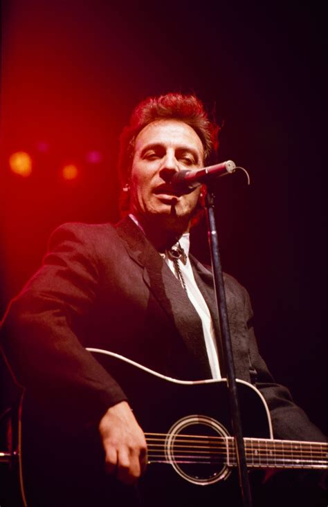 Bruce Springsteen's 1990 Solo 'Christic Shows' Get