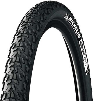 Michelin Mountain Dry Tire user reviews : 4