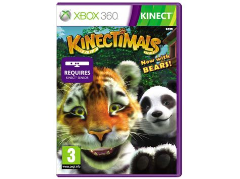 Xbox 360 - Kinectimals 2: Now With Bears (Kinect ready