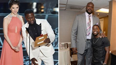 Kevin Hart Standing Next to Tall People Will Make Your Day