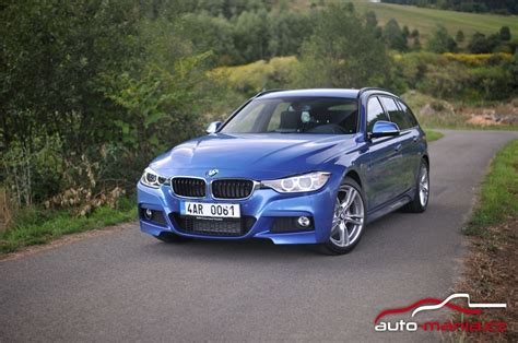 Test BMW 325d Touring (AT)